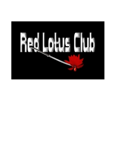 Red Lotus Club Graphic Novel logo