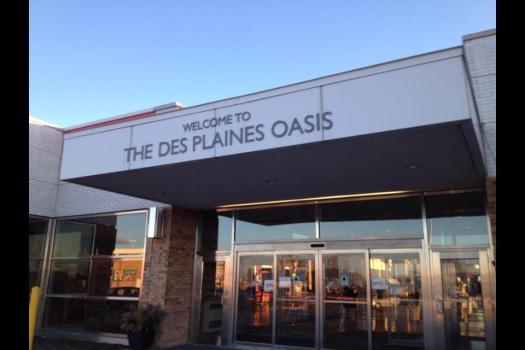 Oasis in dp