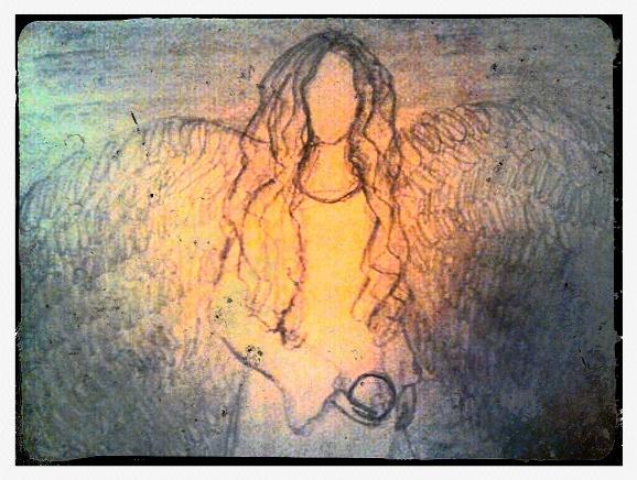 World Angel by Mimi DiFrancesca