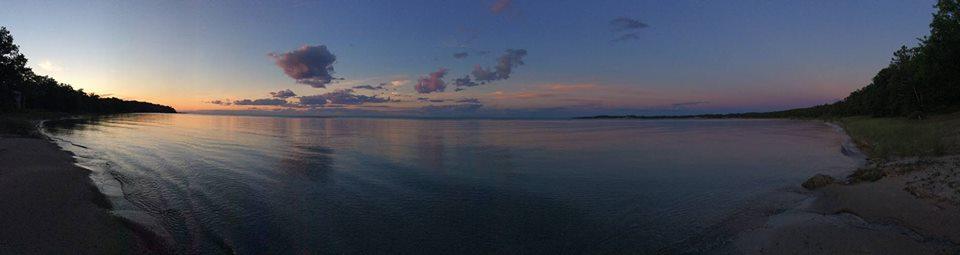 cathead bay panoramic